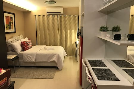 Liz's Space @ Resort Inspired Condo in Mabolo Cebu