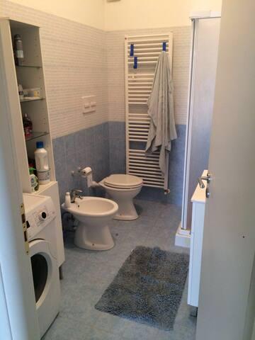 Stanza Doppia/Matrim. in Grazioso App. al mare - Nicotera Marina - Apartment
