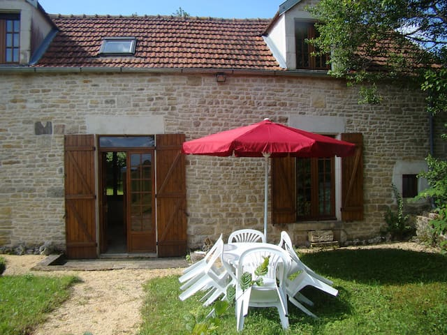 La maison d'Agnès en Haute-Bourgogne