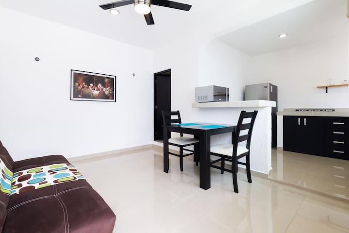 D'ontonio donwtown apartment