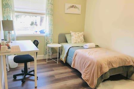 Private Bedroom #5 - Near DT & Santana Row