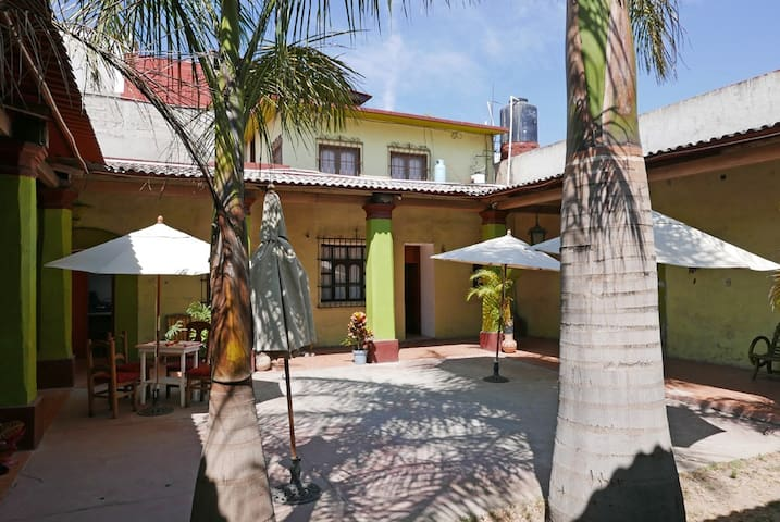 Historic Oaxaca House in the Heart of the City