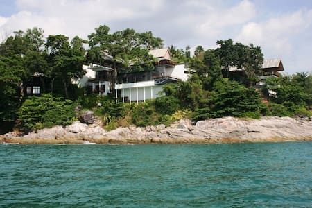 Luxury Sea View 4 BdR Laemsingh villa - Choeng Thale - Villa