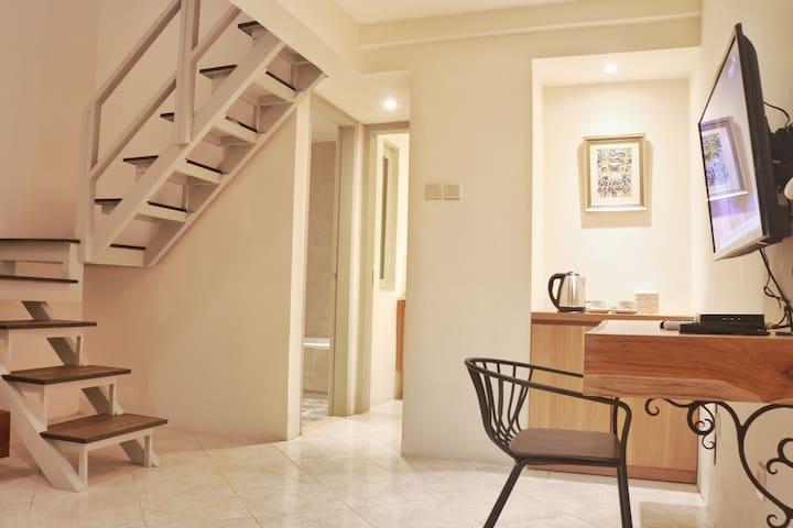 Trendy Guest House Duplex Anza D'Dimmel