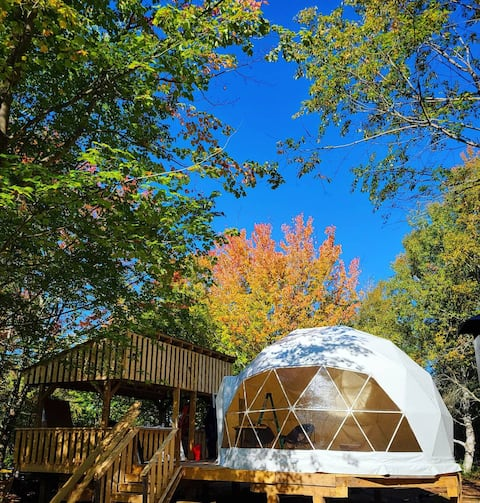East Coast Hideaway - Glamping Dome