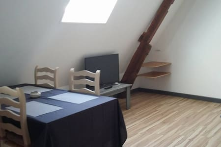 Appartement à la campagne - Rouvillers - Apartment