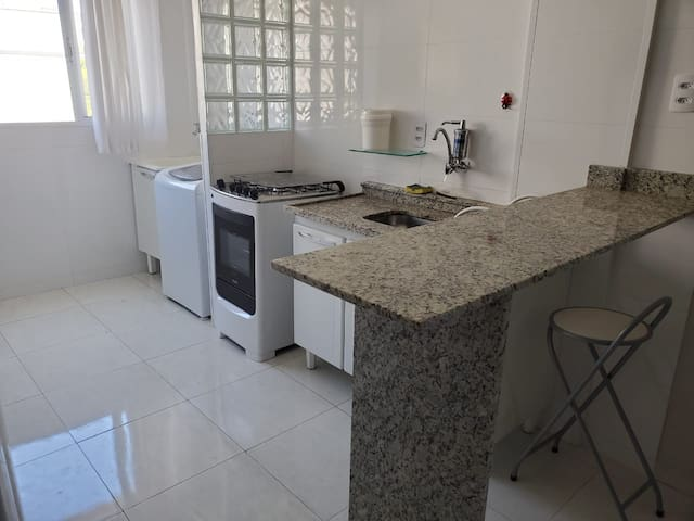 Apartamento São Carlos - USP Matemática