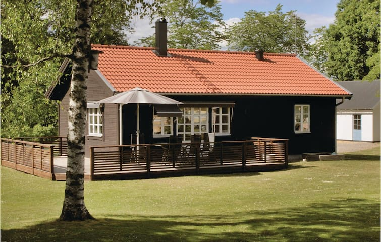Holiday cottage with 2 bedrooms on 60 m² in Sävsjö