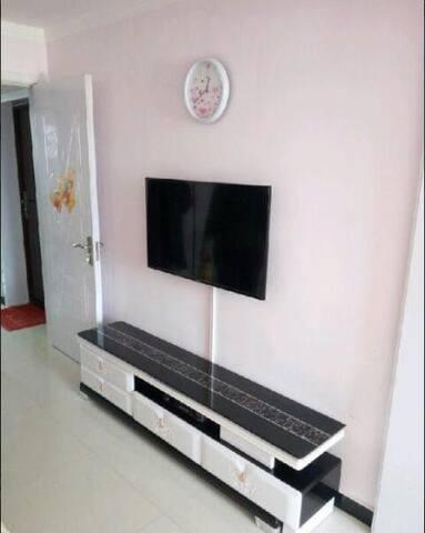兴盛家庭公寓舒适优雅 - Chengde Shi - Casa