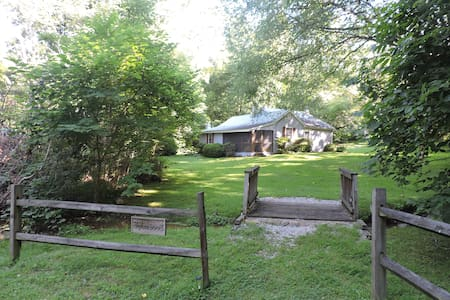 Spicewood Cabin - in the Blue Ridge Mountains - Tyro - Sommerhus/hytte