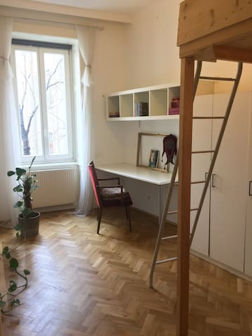 Room in the Josefstadt - Vienna - Apartemen
