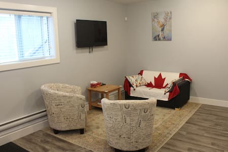 Private, Cozy  2 Bedrooms Suite. Welcomes You!