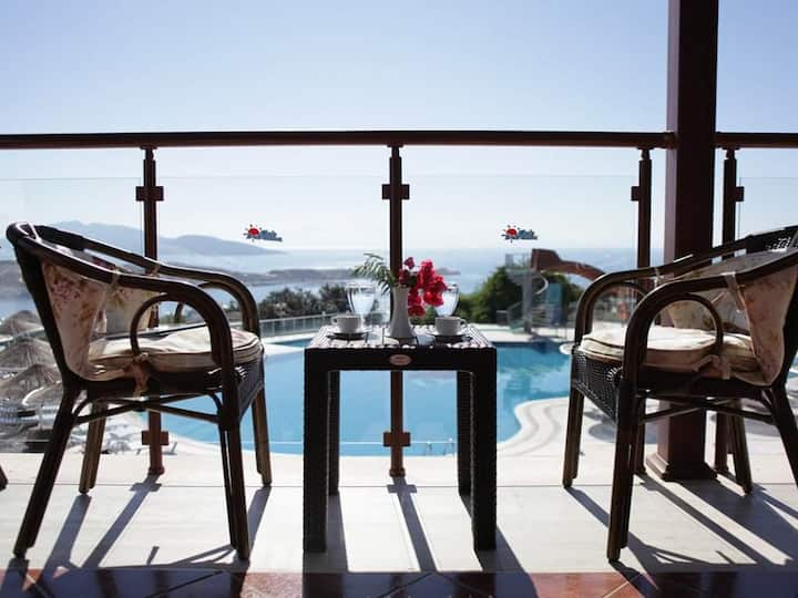 Club Bodrum Holiday Apart in Gümbet 1 Bedroom A2