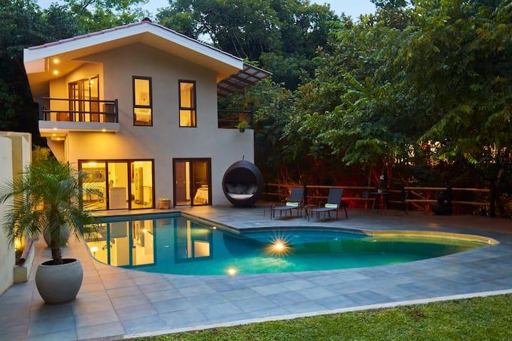 Casa del Agua @Pueblo Verde - Punta Islita - Rumah