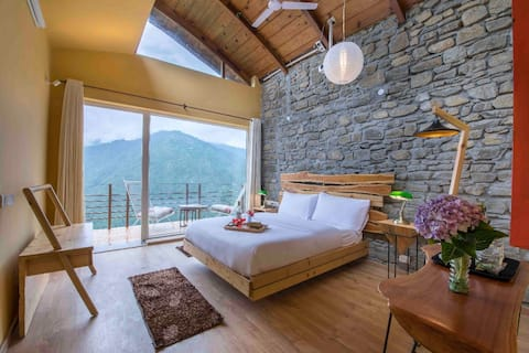 Seclude Ramgarh-Sharath (Private Balcony)