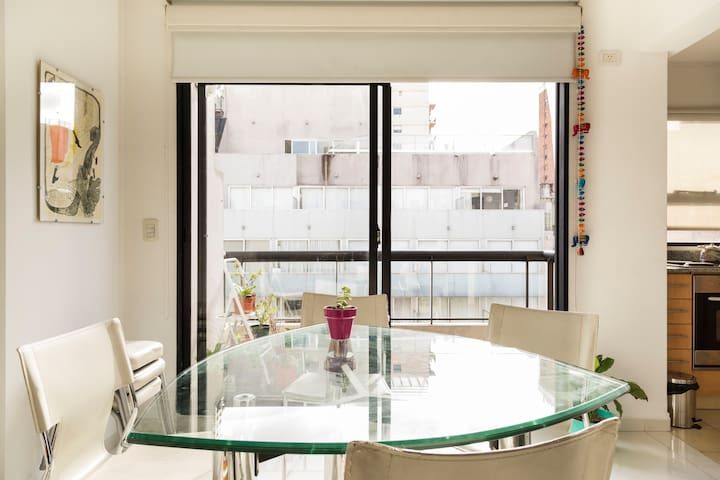 Amazing Apartment in the heart of Buenos Aires