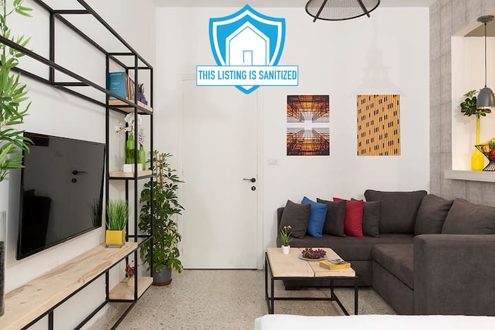 ★ Ideal Studio in the Heart of Mar Mikhael