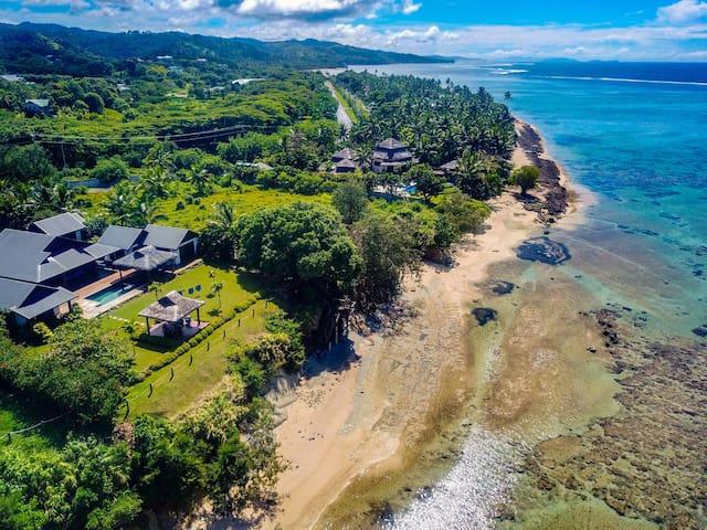 Shambala Fiji, is a very private property