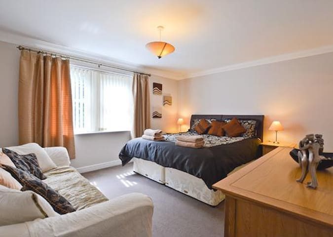 Luxury apartment in heart of Hexham, The Beacons