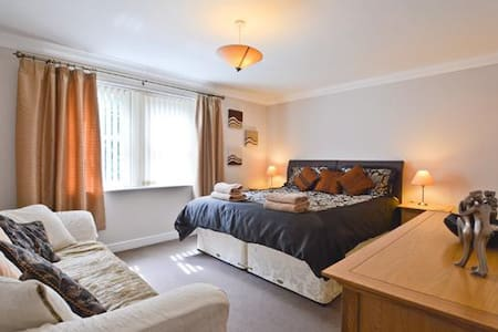 Hexham Hideaways - The Beacons luxury apartment