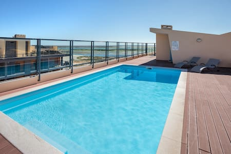 Estrela da Ria - Apartment w/ Pool & Seaview