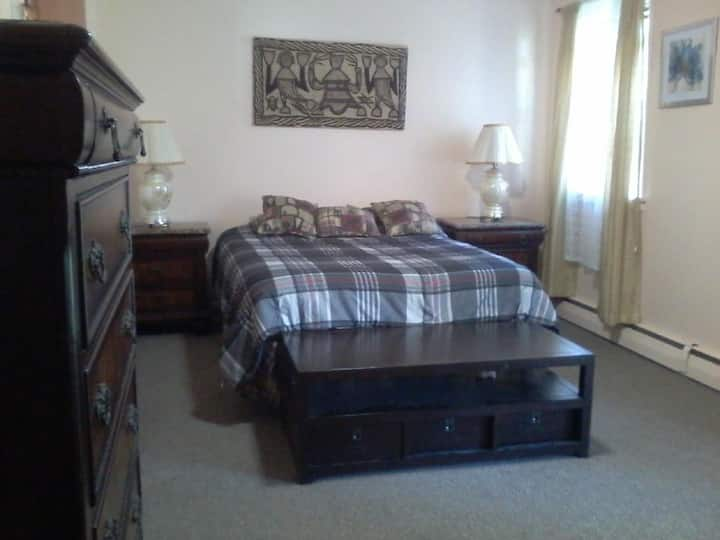 1 Bedroom Apartment, Near Troy, SUNY, NPI