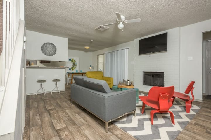 A place of your own | 3BR in San Antonio