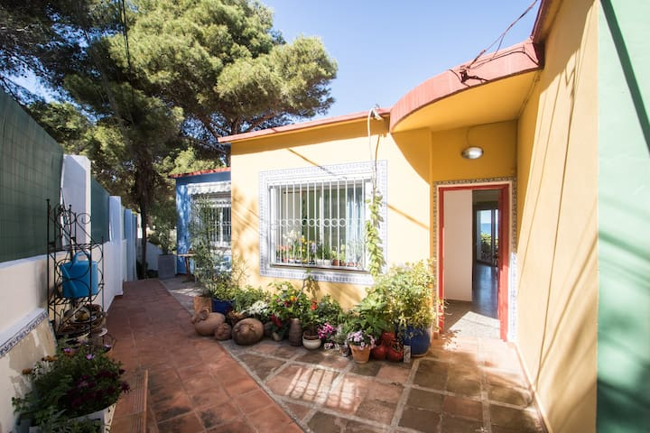 Lovely home by the sea in Las Rotas
