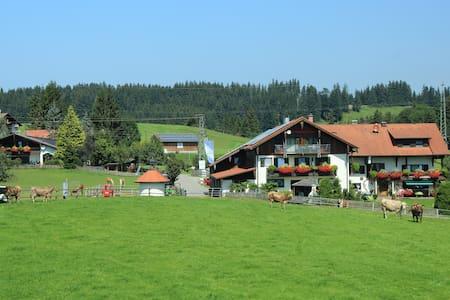 Ferienwohnung im Allgäu - Nesselwang - Wohnung