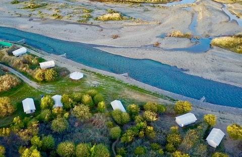 Indus River Camp - Riverside Tent