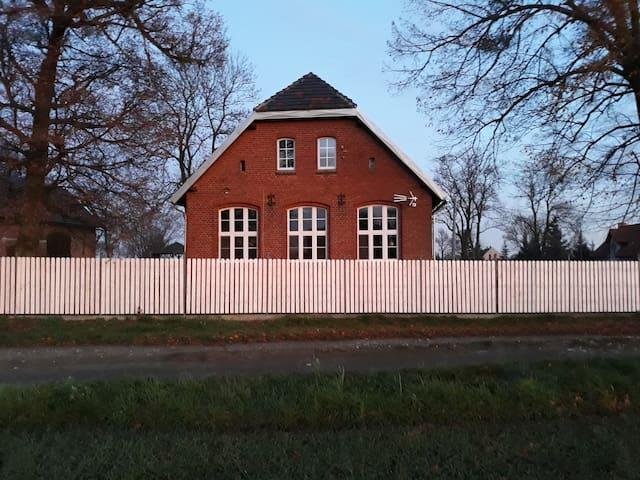 Stara Szkoła Pojezierze Brodnickie