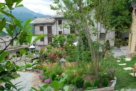 Appartamento in montagna Valle Varaita