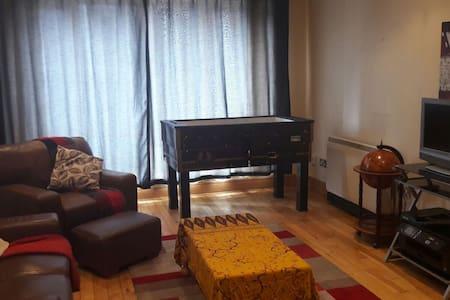 Modern,Spacious,Bright Apt to let (sleeps 2-3) - Dublin - Apartmen