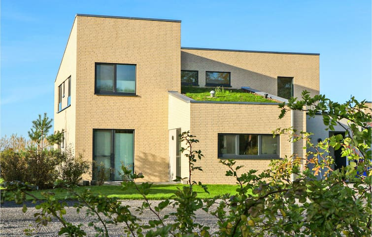 Nice home in Lembruch/Dümmer See with Sauna, WiFi and 5 Bedrooms