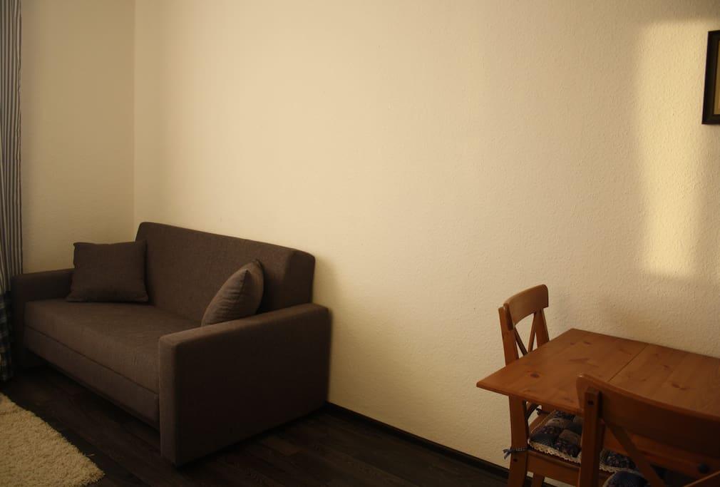 Sofa (kitchen room)