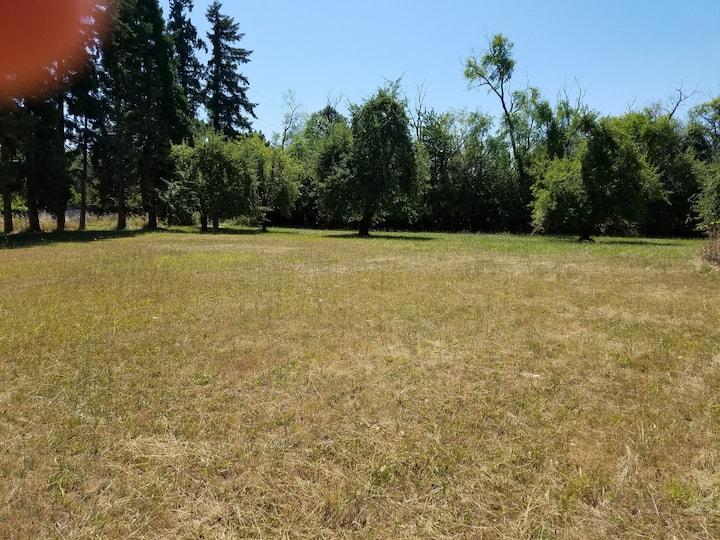Solar Eclipse Camp Sites