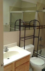 [4B] Private Bedroom with Shared Bathroom - Daly City - Lägenhet