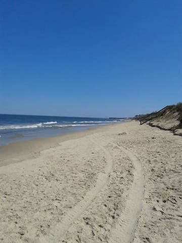 BNB Beach Getaway by the Bay