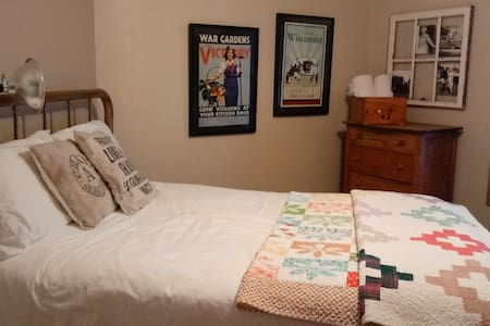 Bedroom 1 Available For Your EAA Stay!