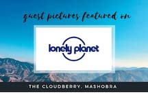The best place to stay in mashobra, pictures from the terrace featured on the lonely planet India's Insta page!