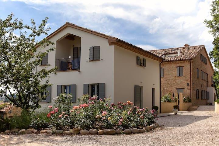 Landhuis La Giravolta EXCLUSIEF - Barchi - Casa