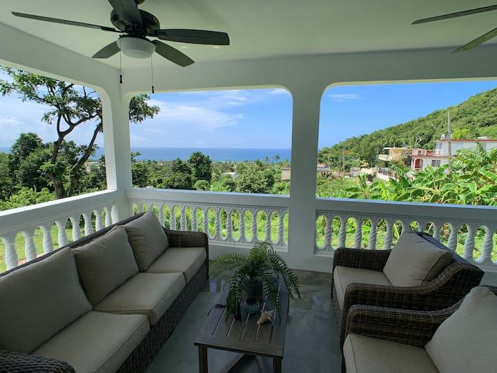 PR Casa Marisol -Ocean & Mt Views - Home + Studio