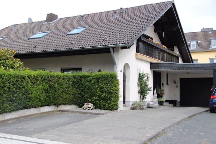 Ferienwohnung Becker, Ihr Urlaub in Bitburg