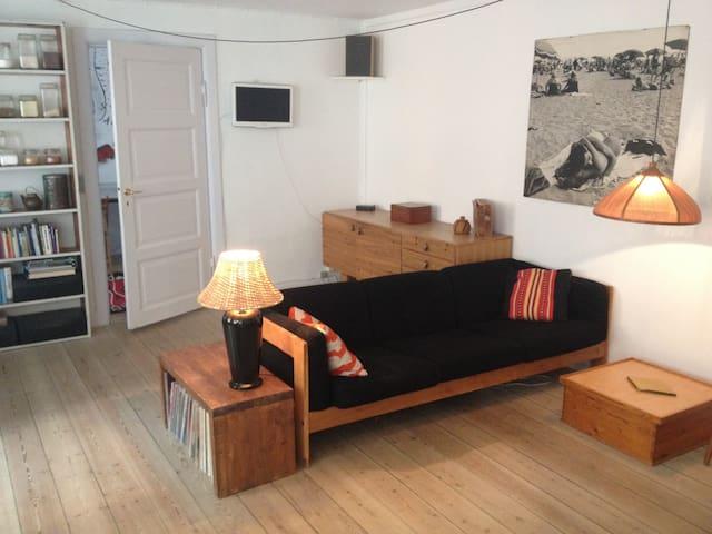 Best location @ Christianshavn - København - Apartment