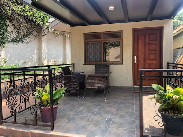 Tiko's cottage