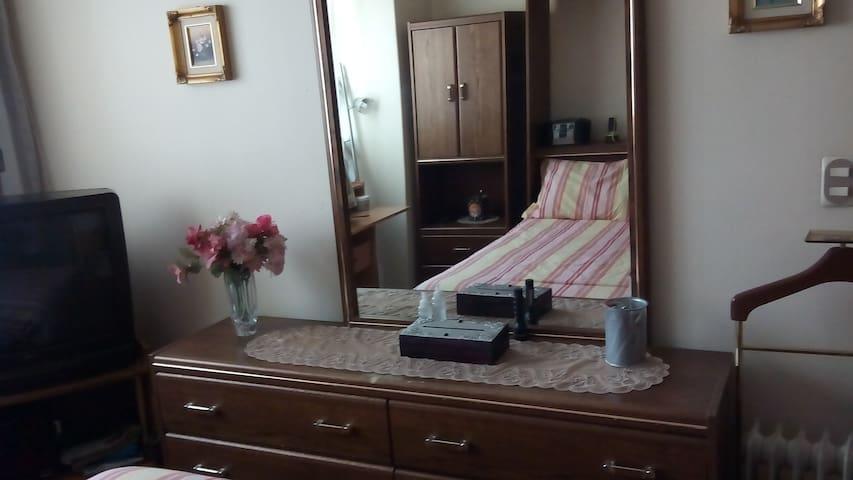 RENTO RECAMARA EN INTERLOMAS - Naucalpan - Appartamento