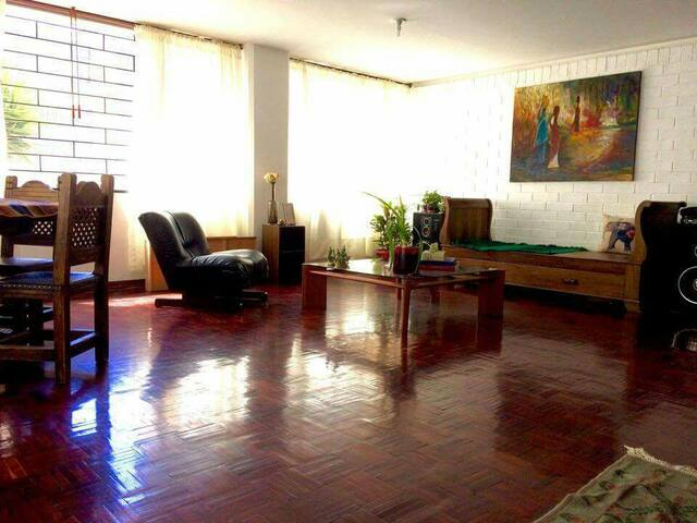 Well located private room in Quito - Quito - Apto. en complejo residencial