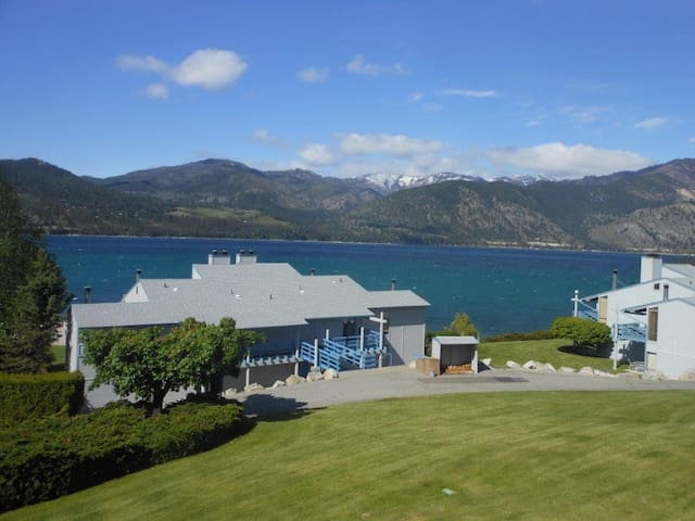 Wapato Point on Lake Chelan - Manson - Appartement