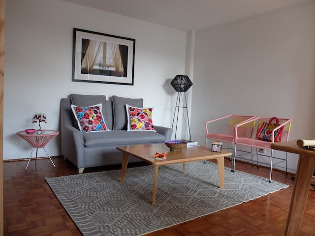 100% Mexicano. Nice apartment, good location. - Ciudad de México - Huoneisto