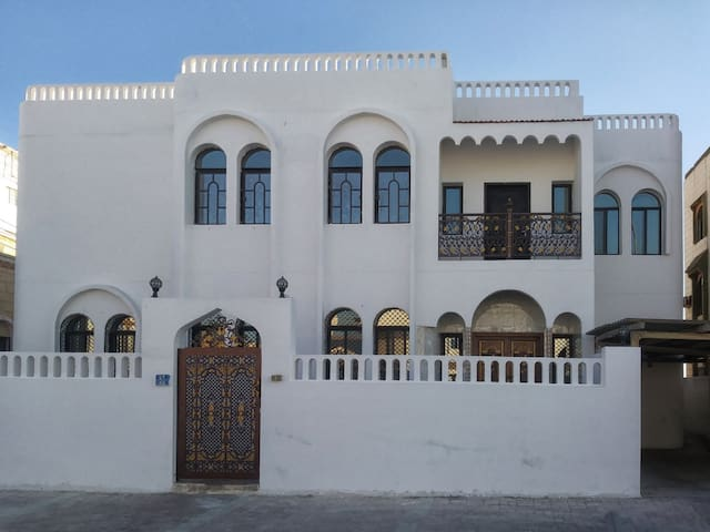 Suite in a traditional Omani House